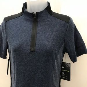 NEW wTag-NIKE Golf Blue Zonal Cooling Dress XS